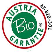 Unser Futter ist Bio Zertifiziert